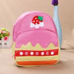 Baby Kind rosa Kuchen Rucksäcke Cartoon Schultasche Bookbag Baby Kinder & Mutterpflege