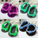 Baby Children Toddler Crochet Handmade Knitted Casual Shoes Baby & Mother Care