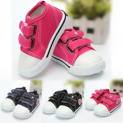 Baby Children Toddlers Canvas Shoes Sports Casual Sneakers