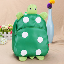 Baby Children Turtle Backpacks Cartoon School Bag Bookbag