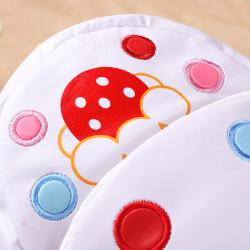 Baby Children White Cake Backpacks Cartoon School Bag Bookbag