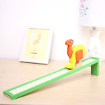 Baby Children Wooden Animal Toys Ostrich Walker Sliding Board Baby & Mother Care