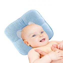 Baby Cotton Kissen Baby Kopf Stützkissen verhindern Flat Head Pad