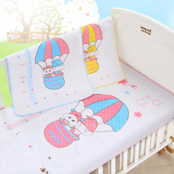Baby Diaper Mat Waterproof Cotton Changing Height Pad