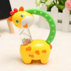 Bebis Giraffe Design Rattle Barn Pedagogiska Leksaker