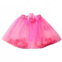 Baby Petal Prinzessin Skirt Fancy Tutus Tanz Kleid