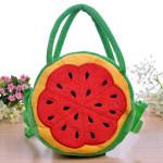 Baby Handtasche Prinzessin Portable Paket Doppelt Reißverschluss Fruit Schul Baby Kinder & Mutterpflege
