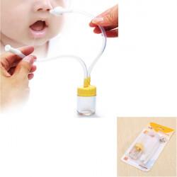 Spädbarn Småbarn Nässlem Rengöring Nässug