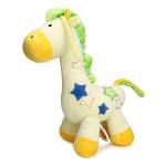 Baby Infant Kid Giraffe Animal Music Bed  Box Bell Plush Dolls Toys Baby & Mother Care