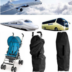 Baby Infant Stroller Bag Cart Plane Car Travel Good Helper