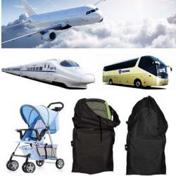 Baby SpädBarnvagn Väska Kundvagn Plane Resa Bil Bra Hjälpreda