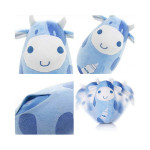 Baby Kid Inflatable Cute Calf Roly-Poly Children Tumbler Plush Doll Baby & Mother Care