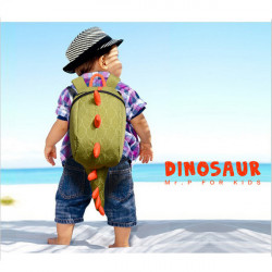 Baby Kids Dinosaur Waterproof School Bag Casual Package