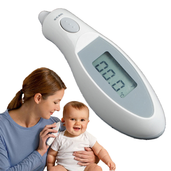 Baby Kind Infrarot IR Temperatur bewegliche Digital Ohr Thermometer Baby Kinder & Mutterpflege