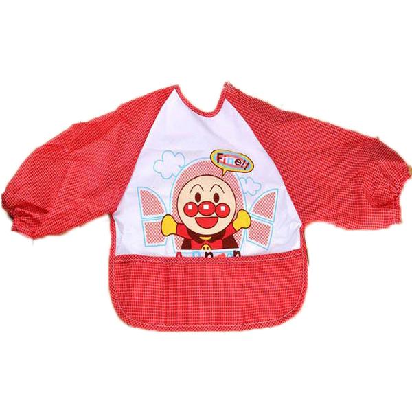 Baby Barn Långärmad Vattentät Matning Klädnad Overclothes Bib Barnprodukter