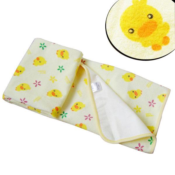 Baby Børn Urin Pad Dejlig Gul Duck Vandtæt Urinal Pad Bed Mat Børn  & Babyudstyr