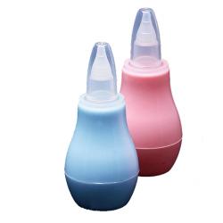 Baby Newborn Nose Cleaner Nasal Vacuum Mucus Suction Aspirator