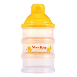 Baby Portable Milk Powder Storage Box Cute Cartoon Cans