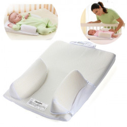 Baby Positioner Pude Spædbarn Fast Hoved Ultimate Sleep System