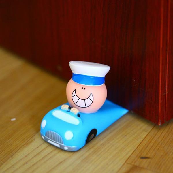 Baby Safe Door Locks Creative Auto Modeling Door Stopper Baby & Mother Care