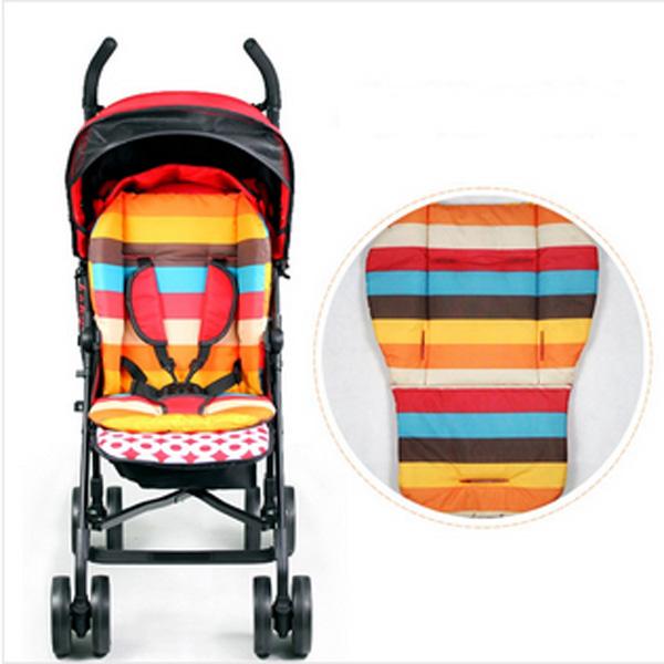 Barnvagn Kudde Vattentät Barnstolar Barnvagn Pad Färgglada Barnprodukter