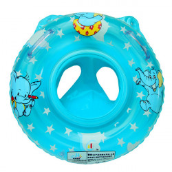 Baby Badering Armhuler Ring Child Boat Double Fortykkelse