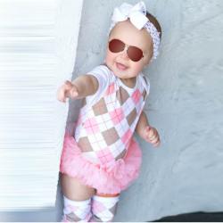 Bebis Småbarn Prinsessa Snöre Romper Öppna Bås Klättra Clothinng