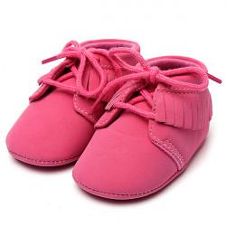Baby Toddler Tassel Boots Princess Soft Prewalkers