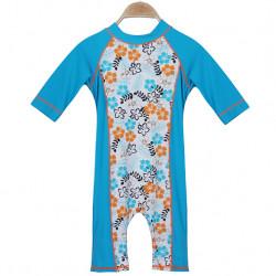 Barn UV Badkläder Solskydd UPF 50+ Föräldrar och Barn Baddräkt