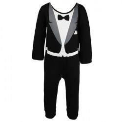 Business Suit Baby Boy Rompers Climbing Infant Gentleman Look Jumpsuit