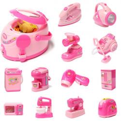 Kinder Mini Appliances Reihe von Elektro Entwicklung Lernspielzeug