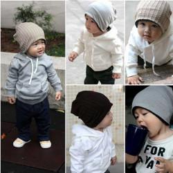 Kinder 2014 Autumn Fashion Kids Caps Winter Baby Unisex Hat