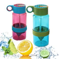 Børn Flavored Vand Fruit Infusion Infuser Flaske