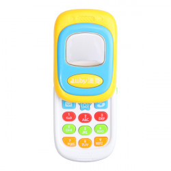 Children Kids Toy Slider Music Mobile Phone Baby Child Telephone Toy