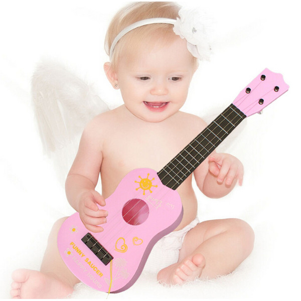 Children Simulation Guitar Educational Toys Musical Instruments Baby & Mother Care