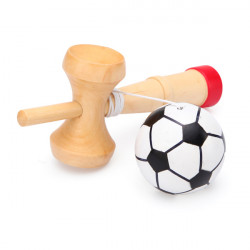 Children Soccer Football  Shape Kendama Ball Toy Traditional Game
