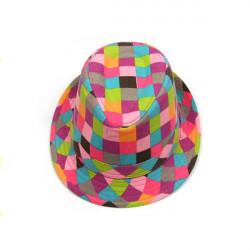 Colorful Baby Summer Cowboy Hats Children Jazz Cap Kids Headgear