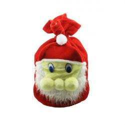 Nette Weihnachtsweihnachtsmann Haversack Geschenk Beutel Rucksack