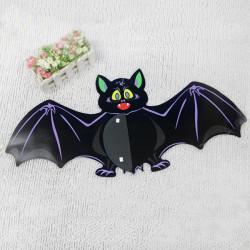 Halloween Papper Tredimensionella Bat Dekoration Party