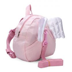 Kid Baby Harness Backstrap Anti-lost Walking Wings Angel Backpack