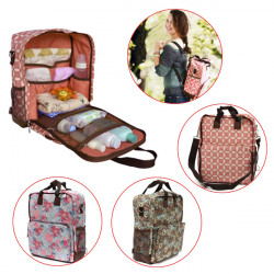 Multifunction Baby Mummy Diaper Lady Nappy Handbag Shoulder Bag