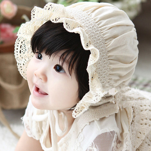 New Cotton Baby Girls Infant Toddlers Sunhat Kid Summer Cap Baby & Mother Care