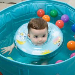 Sikkerhed Baby Svømning Nakke Ring Svømning Circle Floating Bath