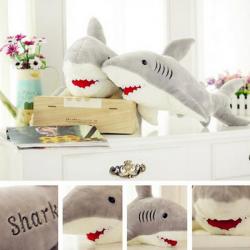 Shark Shaped Plüschpuppe Tier Kissen Geschenk Kissen