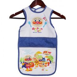 Vattentät Barn Utfodring Smock Infant Pinny Kid Förkläde Baby Haklappar