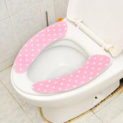 Antibakterielle Druck Closes Mat Toilettensitz Abdeckung saubere Unterlage