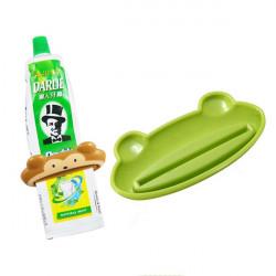 Tecknad Tandkrämstub Squeezer Tandkräm Dispenser Badrum Device