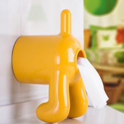 Creative Puppy Rump Tissue Box Bathroom Paper Towel Box