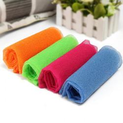 Exfoliating Nylon Bad Tvätta Handduk