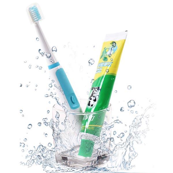 Intelligent Waterproof Portable Ultrasonic Electronic Toothbrush Bathroom